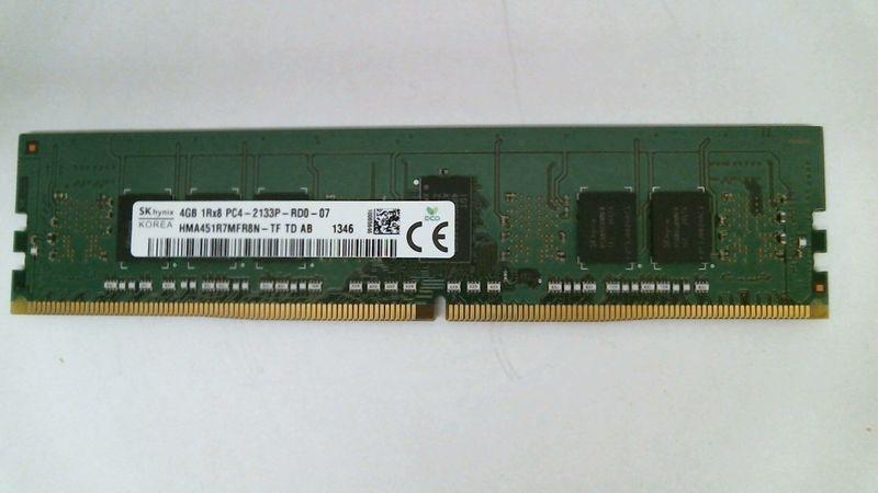 HYNIX 4GB SERVER DIMM DDR4 PC17000(2133) REG ECC 1.2v