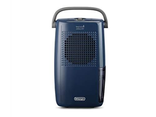 DeLonghi Tasciugo AriaDry DX 10 2 l 45 dB Schwarz, Blau, Grau 190 W