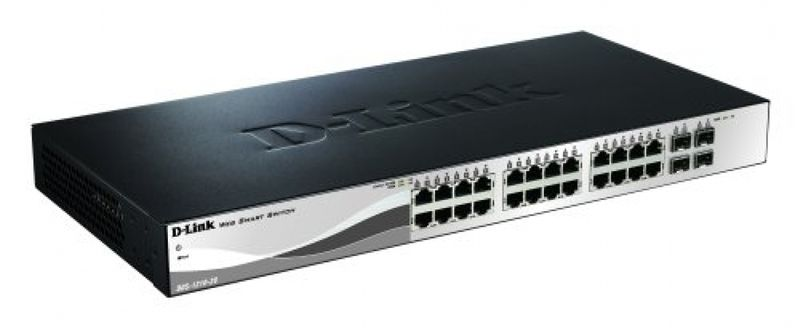 D-link Managed Smart III Switch