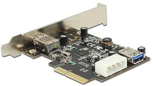 DeLOCK 89399 Schnittstellenkarte/Adapter USB 3.1 Eingebaut